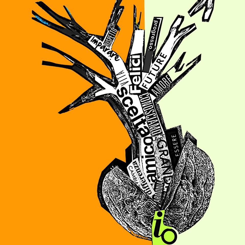 il logo è stato realizzato dalla professoressa Alessia Zolfo